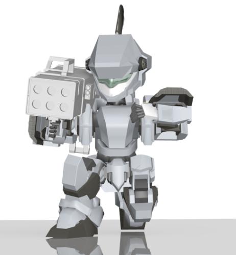 ガーンズバック指揮官、ミサイル装備